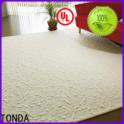 TONDA New plastic floor covering for business for living room