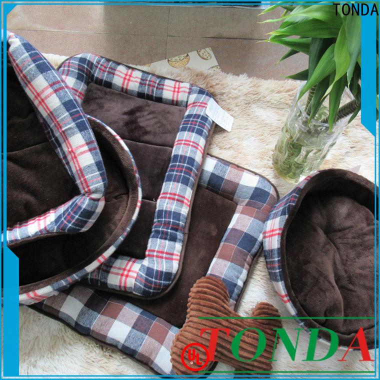 TONDA cheap washable dog beds Supply for pet shop