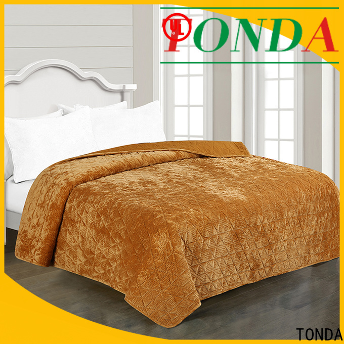 TONDA Latest quilted bed sheets Supply for business