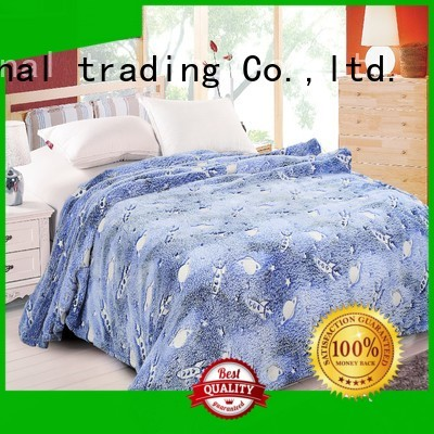 TONDA Latest where to buy fuzzy blankets Supply for home decoration