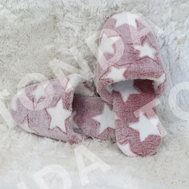 Slipper Sandal Warm and comfortable for Winter Foot Use