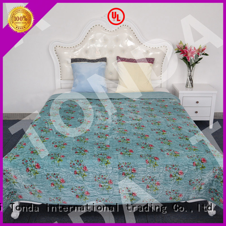 TONDA New lightweight quilts and coverlets manufacturers for bed