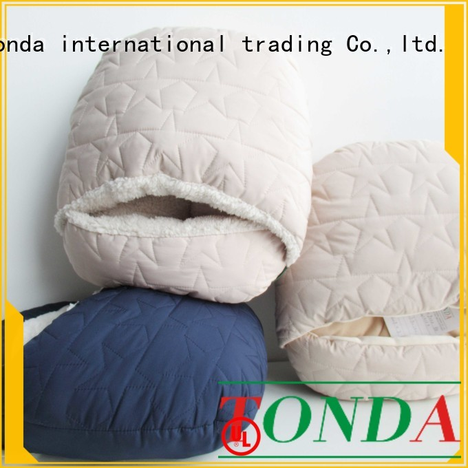 TONDA Latest large plum cushions factory for bed use