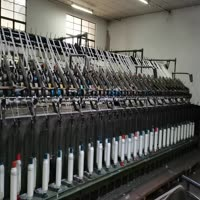 The Operation Process Of The Roving Frame