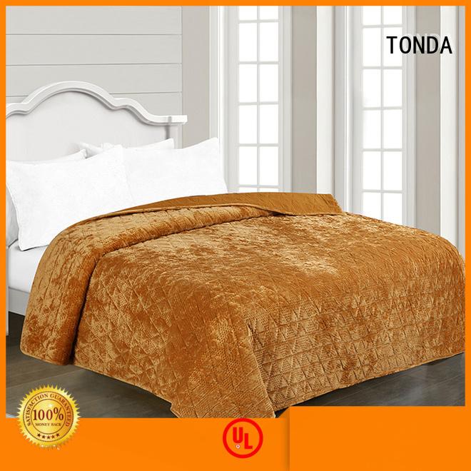 TONDA Top lightweight summer bedspreads Suppliers for bed