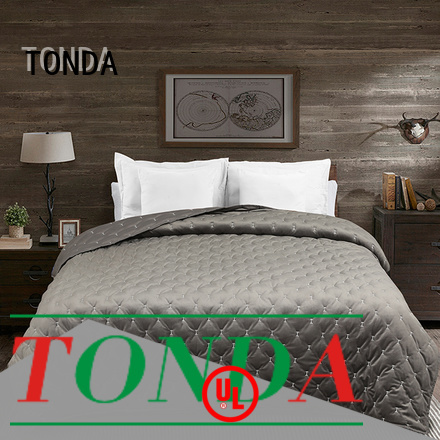 TONDA Best twin bed quilts and bedspreads factory for bed