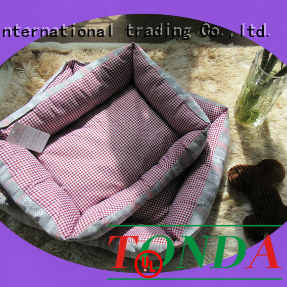 TONDA Top little dog beds Suppliers for pet