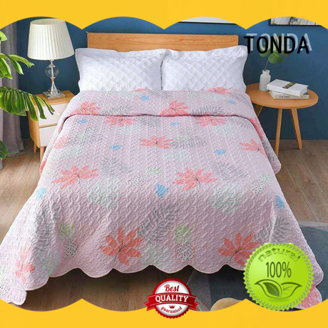 TONDA full size bedspreads and quilts manufacturers for business