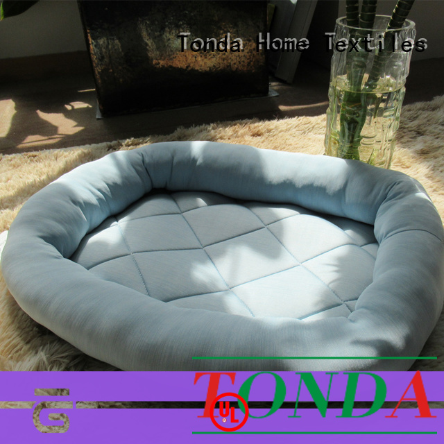 TONDA Wholesale fleece dog beds clearance for business for pet