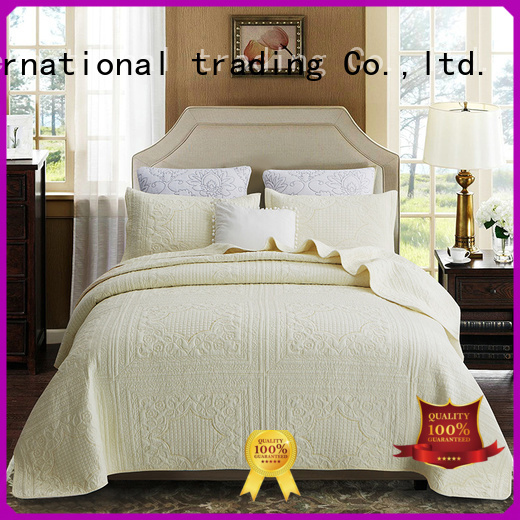 TONDA king size coverlets on sale factory for family