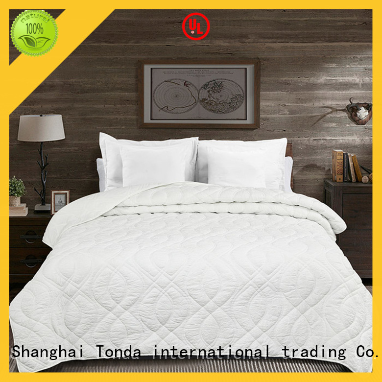 TONDA Top white bed cover for business for home