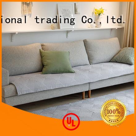TONDA Custom rubber chair mat for carpet manufacturers for bathroom