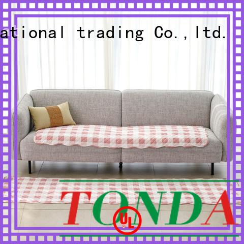 Custom long chair mat for business for office