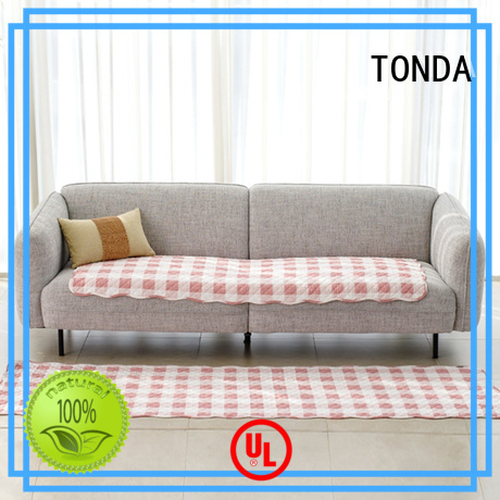 TONDA plastic floor mat with lip company for home