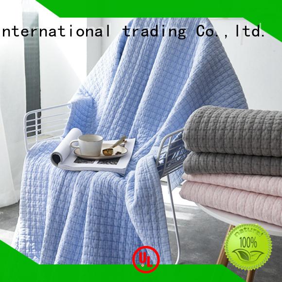 TONDA home decor blanket Supply for home decoration