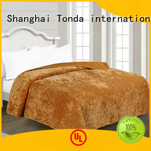 TONDA New king size quilt bedding sets for business for bed