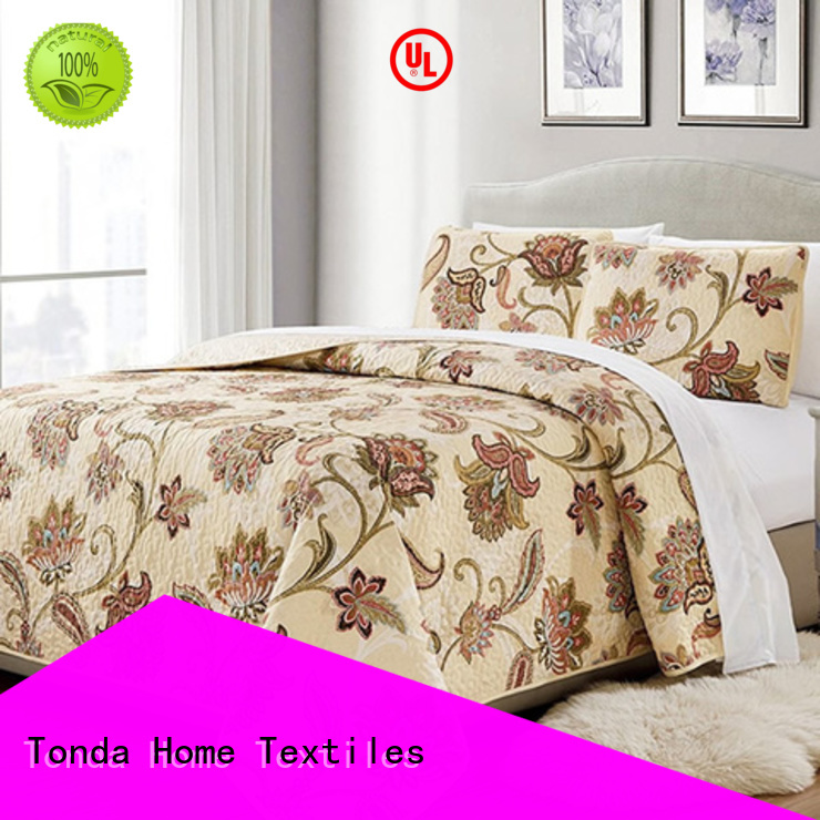 TONDA quilter collection coverlet set Suppliers for bed