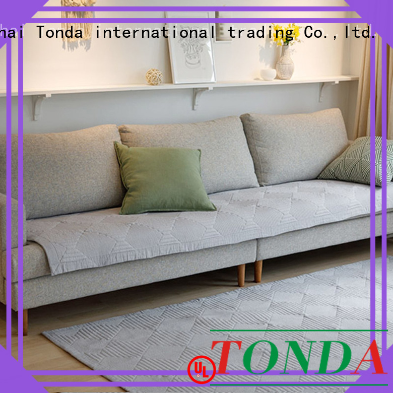 TONDA Latest chair roller carpet protector factory for home