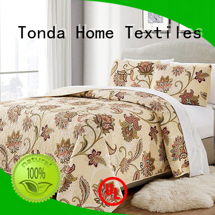 Best twin size bedspreads and quilts factory for bed