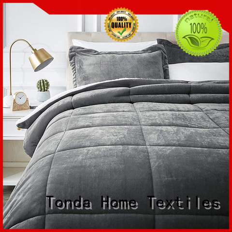 TONDA Custom bed covers for beds factory for home